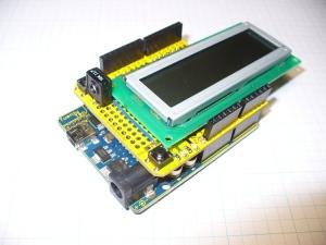 LCD shield | PlanetArduino