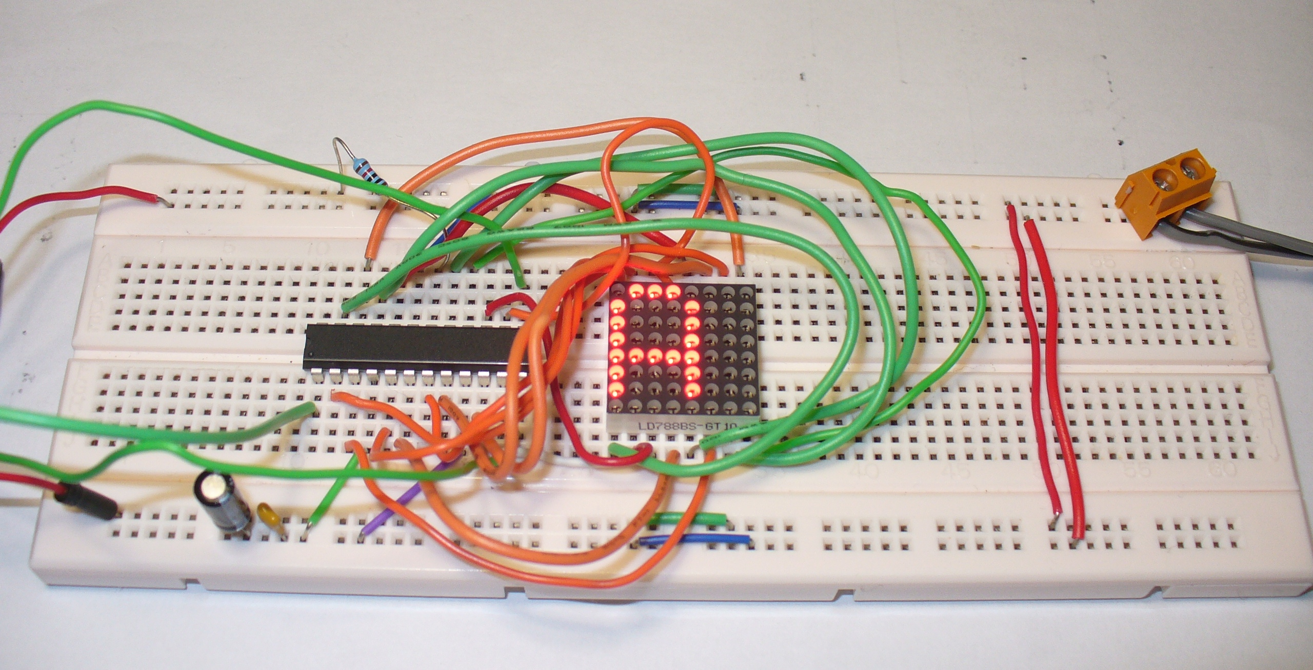 Example Planetarduino Circuit Led Bar Ic Lm3914 Picture Of Good Electronic In