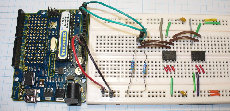 Aussietronix tutorial arduino and the i c bus part two