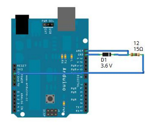 Tutorial arduino and the aref pin hey it s my