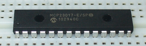 Tutorial: Maximising your Arduino's I/O ports with MCP23017