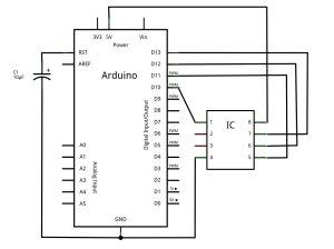 tronixstuff: Using an ATtiny as an Arduino