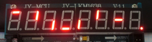 TM1638 Numeric Display LED Input Board from PMD Way