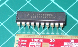 MC14489 LED Display Driver from PMD Way