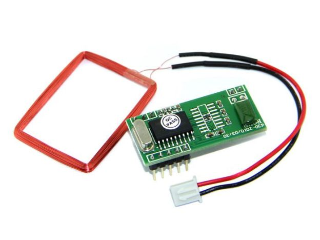 RDM630 125kHz RFID reader from PMD Way