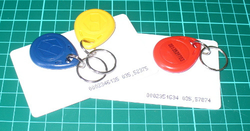 125kHz RFID tags from PMD Way
