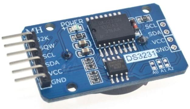 DS3231 real time clock from PMD Way